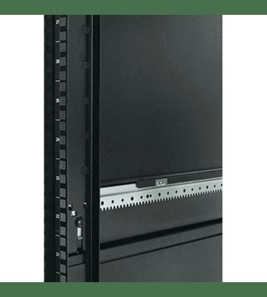 NETSHELTER SX 42U 600MM WIDE X 1070MM DEEP ENCLOSURE WITH SIDES BLACK