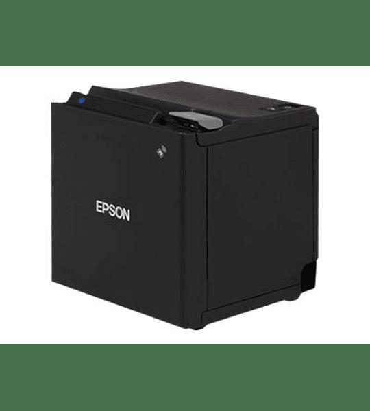 EPSON TM-M30 USB/ETHERNET/BLACK/200MM-S/203DPI