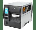 Zebra ZT411, 203 DPI,US CORD,SERIAL,USB