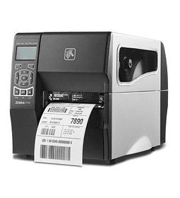 ZT230 TT 203DPI SER/USB/ETHERNET US POWER CORD