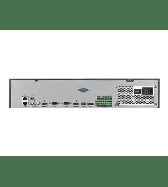 Hikvision NVR 320Mbps 32CH H265/H264 8HDD RAID 0,1,6,10 2U