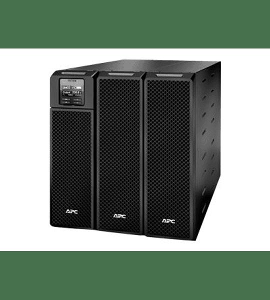 APC UPS 10KVA 10000W TorreRack Online Smart SRT LCD IEC 230V
