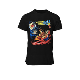 Polera Dragon Ball - Goku & Vegeta