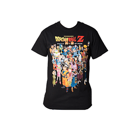 Polera Dragon Ball Z - Battle Of Gods