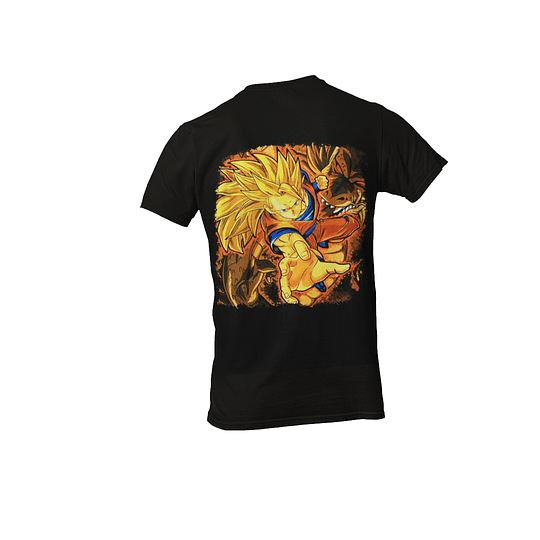 Polera Dragon Ball Z - Super Saiyan