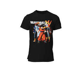 Polera Dragon Ball Xenoverse