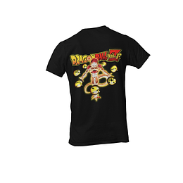 Polera Dragon Ball Z - Resurrection 'F'