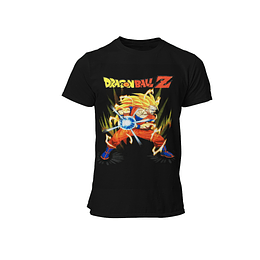 Polera Dragon Ball Z - Goku