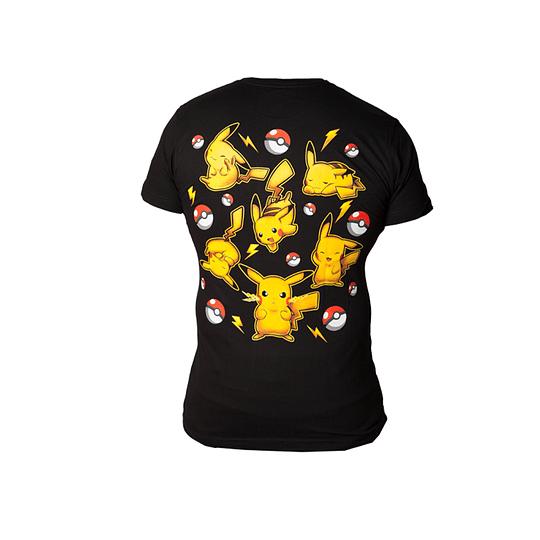 Polera Pokémon - Pikachu
