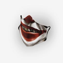 Cubre Boca Joker