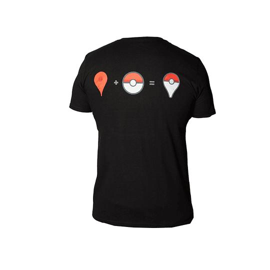Polera Pokémon Go