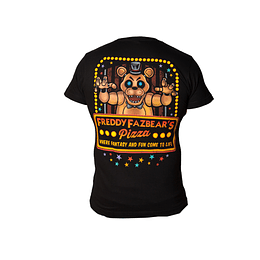 Polera Five Nights at Freddy´s