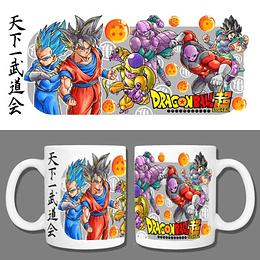 Tazón Premium Dragon Ball Super