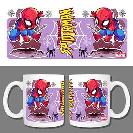 Tazón Premium Spiderman