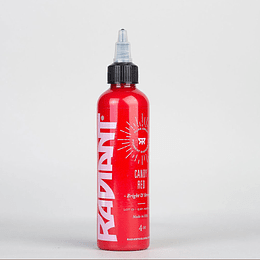 Radiant Colors – Candy Red 1oz.