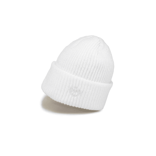 Gorro Double AA - Chunky White Beanie