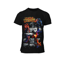 Polera League of Legends