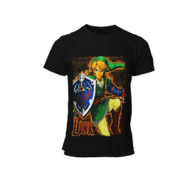 Polera The Legend of Zelda - Link