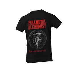 Polera Fullmetal Alchemist - Brotherhood
