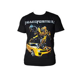 Polera Transformers - Bumblebee