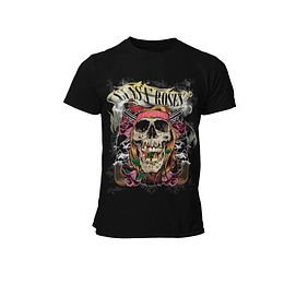 Polera  Guns N´ Roses Appetite for Destruction-Cross