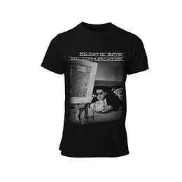 Polera Beastie Boys Ill Communication