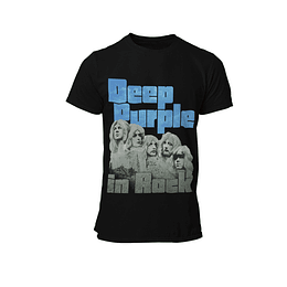 Polera Deep Purple In Rock