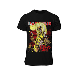 Polera Iron Maiden Killers