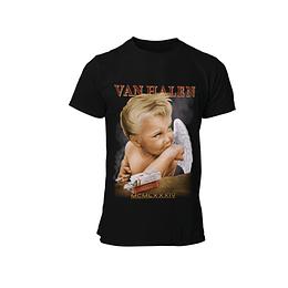 Polera Van Halen