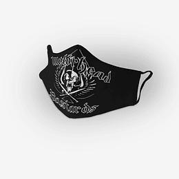 Cubre Boca Motörhead