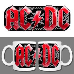 Tazón Premium AC/DC