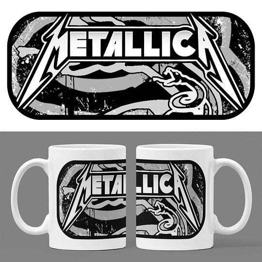 Tazón Metallica