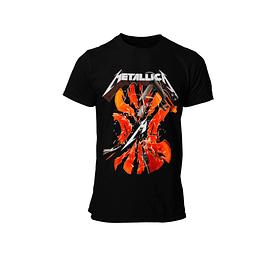 Polera Metallica S&M2