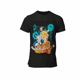Polera Dragon Ball Super