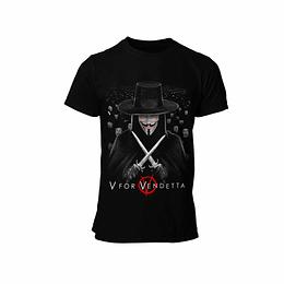 Polera V for Vendetta