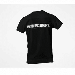 Polera Minecraft