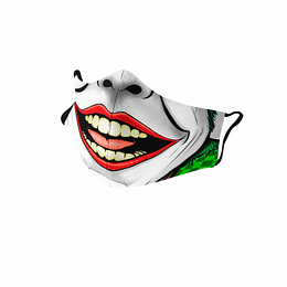 Cubre Boca Joker  - Batman