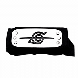 Bandana Cintillo Naruto Cosplay - Itachi Uchiha