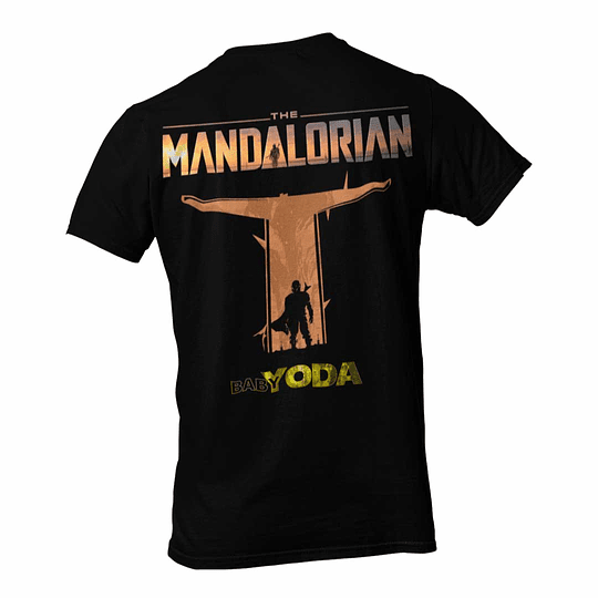 Polera The Mandalorian Baby Yoda