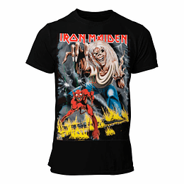 Polera Iron Maiden Purgatory
