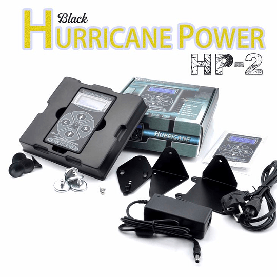 Hurricane – HP2