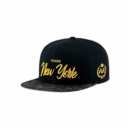 Gorra Snapback Double AA - New York