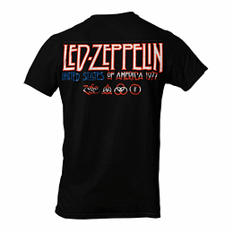 Polera Led Zeppelin