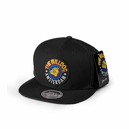 Gorra - Snapback Bulldog Original Color Negro