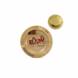 Cenicero Metalico RAW