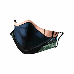 Cubre Boca Kakashi Hatake