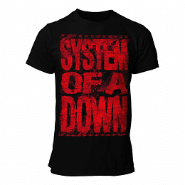 Polera System of a Down