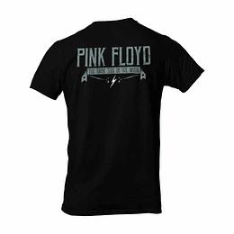 Polera Pink Floyd The dark side of the moon
