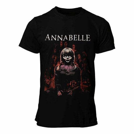 Polera Annabelle