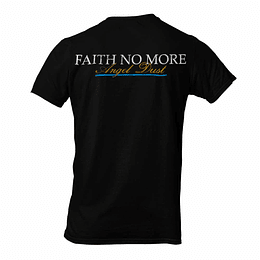 Polera Faith No More Angel Dust